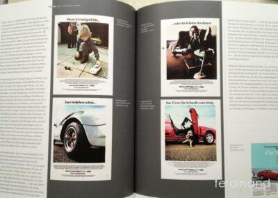 Porsche Die Werbung book Dieter Landenberger 2