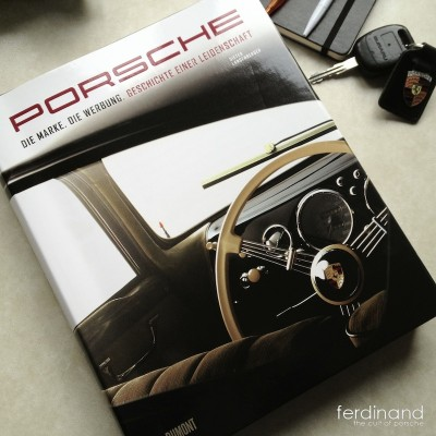 Porsche Museum Purchase in the house