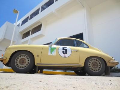 WEVO Porsche 356 South America 1