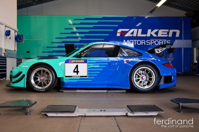 Falken Porsche drivers for 2013 Nurburgring 24-Hr