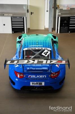 Falken Nurburgring Porsche RSR 2013 2