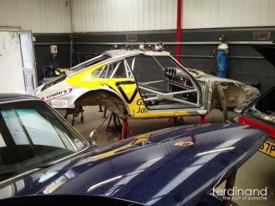 Ferdinand Tuthill Porsche Janssens Crash 1