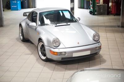 JZM Porsche Fuchs 964 Turbo Ferdinand 4