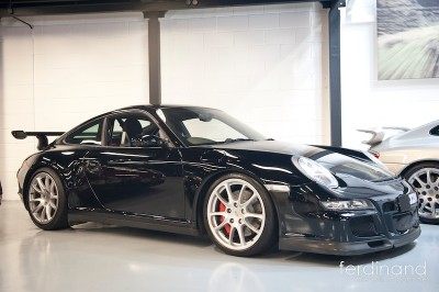 Porsche 991 997 GT3 RS manual PDK 3