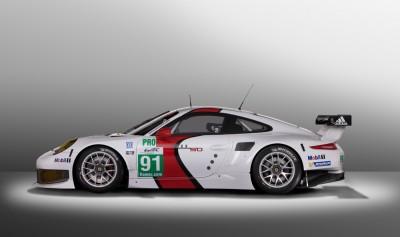 Porsche 991 GT3 RSR 8