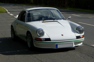 Christian Porsche 911 RS recreation Ferdinand 1