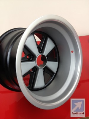 Eb Motorsport Porsche Fuchs Wheels In 11x15 Quot Rsr Finish