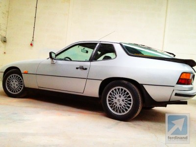 Porsche 924 Turbo Research Reveals Sardinian Past