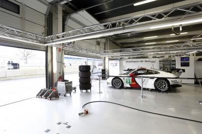 Porsche 991 RSR Silverstone WEC 1