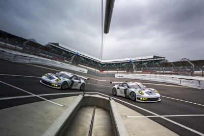Porsche 991 RSR Silverstone WEC 2