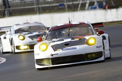 Porsche 991 RSR Silverstone WEC 4