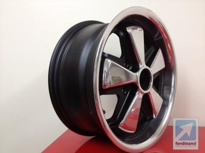 EB Motorsport Porsche 911 Deep 6 7R Fuchs wheels 2