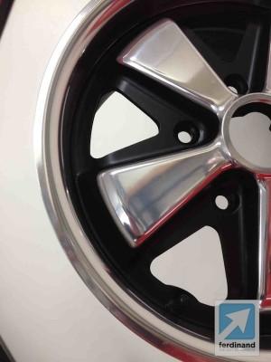 EB Motorsport Porsche 911 Deep 6 7R Fuchs wheels 4