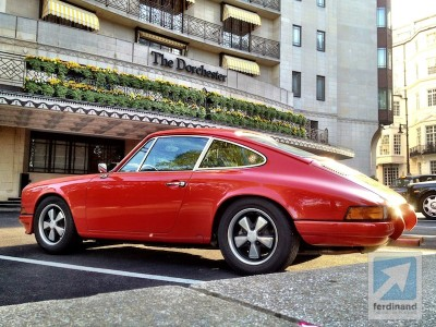 London R Gruppe Porsche Shoot: Sunday Road Trip