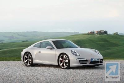New models: Porsche 991 50th Anniversary
