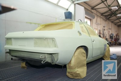 Ferdinand Porsche 924 Turbo Racing Restoration UK (1)