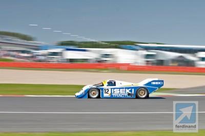 Ferdinand Silverstone Classic Porsche 3