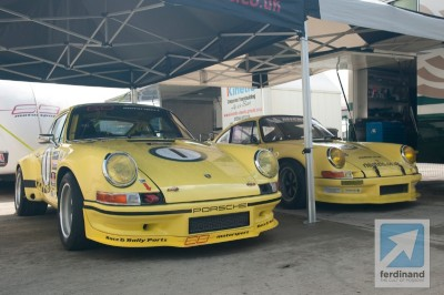 Ferdinand Silverstone Classic Porsche 4