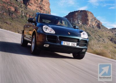 John Glynn Porsche Cayenne v8 daily driver 11