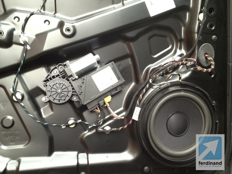 Ferdinand Porsche Cayenne Maintenance 4
