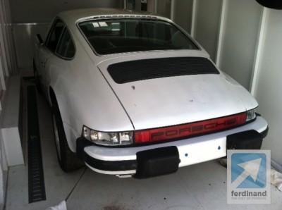 Ferdinand Porsche Mag project 912 911 backdate ST 1