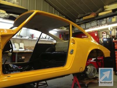 Autofarm Porsche 911 S restoration (1)