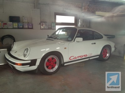 Porsche 911 Carrera 3.2 Club Sport Coupe