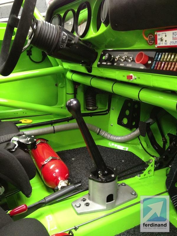 WEVO Porsche 915 GateShift Kit versus Classic Shifter - Ferdinand