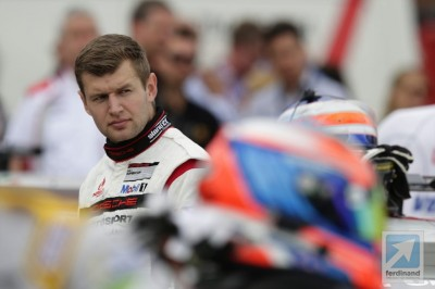 Michael Christensen Porsche Works Driver