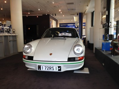 Porsche 1972 RS Carrera replica New Zealand
