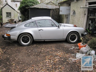 Classic Porsche 911 SC ownership