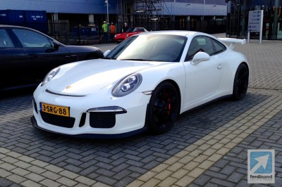 Porsche 991 GT3 for sale review test