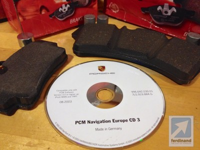Porsche Cayenne Replacement Brakes 2