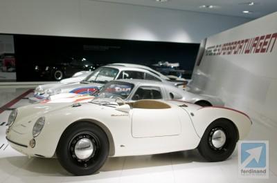Porsche Museum Rennsport 2014