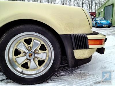 Tuthill Porsche 911 Carrera winter service (2)