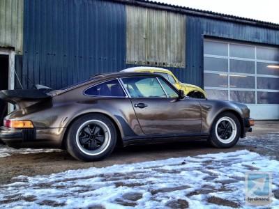 Tuthill Porsche 911 Carrera winter service (4)