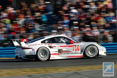Porsche 911 RSR Daytona Tudor United Sportscar Championship 1