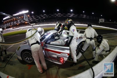 Porsche 911 RSR Daytona Tudor United Sportscar Championship 2