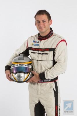 Nick Tandy: Porsche Works Driver