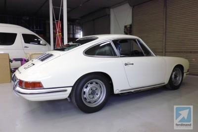 EB Motorsport Porsche 911 Lightweight Doors