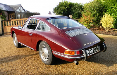 Classic Porsche Auction Sales in the UK