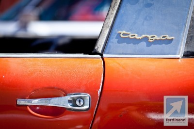 Patina rules on Porsche 911 Australia Targa