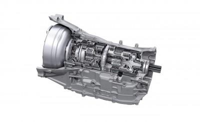 Porsche Cayenne Transmission