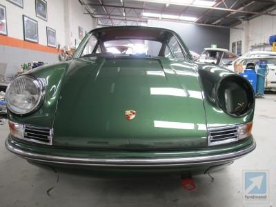 Porsche 911 Restoration Australia – 911L