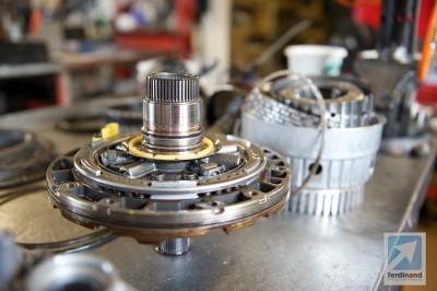 Porsche Cayenne Gearbox Rebuild Transmission Ferdinand (4)