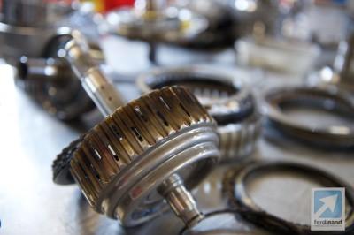 Porsche Cayenne Gearbox Rebuild Transmission Ferdinand (6)