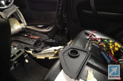Porsche Cayenne Gearbox Repair (1)