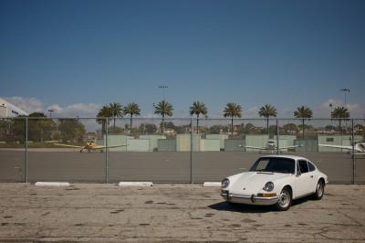 John Benton Porsche Film: Benton Style