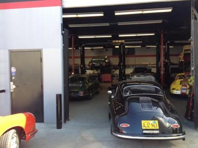 john Benton Porsche Film