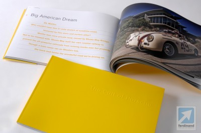 Cult of Porsche book Ferdinand Magazine Publishing